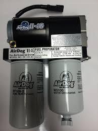 Dodge Ram Cummins 1500 - amazon com dodge ram cummins airdog ii 4g 5 9 6 7 l diesel 165gph