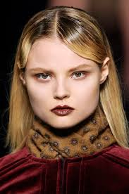 how to wear hair behind the ears 5 sleek runway hairstyles to wear to your holiday birchbox