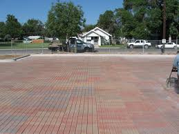 Patio Interlocking Pavers by Project Of The Month Spotlight On Permeable Paving U2014 Pavers
