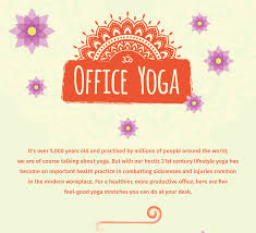 Yoga Poses You Can Do At Your Desk 5 Office Friendly Yoga Poses You Need To Know About That Are Good