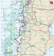 Route 40 Map by The Route And Maps A Guide To Cycling The Carretera Austral
