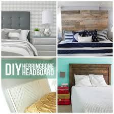 Diy Headboard Ideas by 8 How To Make A Diy Headboard Tip Junkie