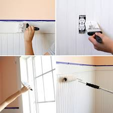 Difference Between Beadboard And Wainscoting How To Install Beadboard For An Adorable Baby U0027s Room