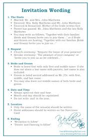 invitation wording words invitations paso evolist co
