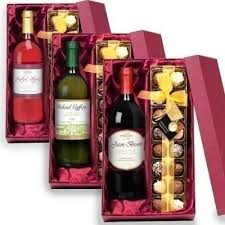 wine and chocolate gift baskets 8 best work christmas gift baskets images on christmas