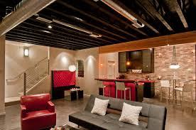 Ideas For Basement Renovations Basement Remodel Ideas Low Ceilings Ideas Useful Basement