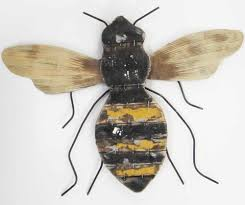 wall art design ideas large size bumble bee wall art sculptures