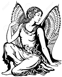 tattoo pictures of angel wings angel tattoo stock photos u0026 pictures royalty free angel tattoo