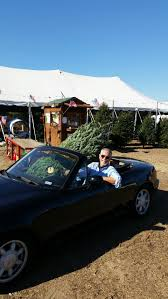 foap com christmas tree the only vehicle we had to pick up our