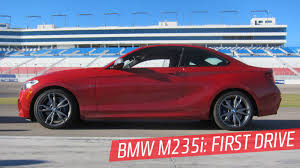 bmw m235i manual the 2014 bmw m235i coupe is what you all bmws will be