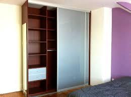 armoires de chambre armoire de chambre réalisation innovhome armoire standard et