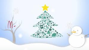 Pale Blue Christmas Tree Decorations by Animation Illustration Of Christmas Tree Ornament Icon And White