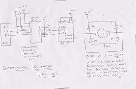 microprocessor and microcontroller 8051 interfacing with dc motor