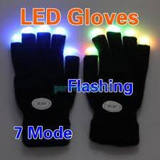 Light Up Gloves Light Gloves Ebay