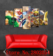 marvel superhero wall art shenra com online shop atfipan modular pictures 2017 cozy cuadros lego marvel