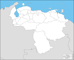 Venezuela Map Venezuela Free Map Free Blank Map Free Outline Map Free Base