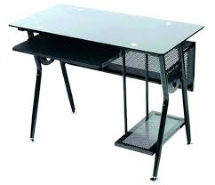 office depot l shaped glass desk glass desk office depot glass desk computer office max charming