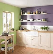 ideas for kitchen paint colors large wooden frame tempered glass