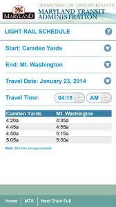 light rail holiday schedule my light raillink tracker maryland transit administration