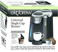 Single Serve Coffee Maker Walmart S Cuisinart Single Cup Coffee