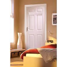 six panel doors interior premdor moulded 6 panel smooth safe n sound internal door u2013 next