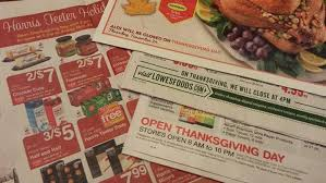 thanksgiving day hours for grocery stores wral