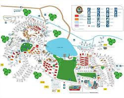 Lancaster Pennsylvania Map by Site Map Lake In Wood Campground