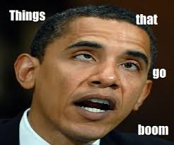 Know Your Meme Thanks Obama - obama explains the finer points of what a firearm is barack obama