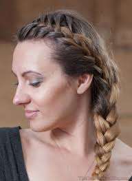 easy ponytail hairstyle for long hair
