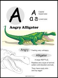 photos of a m b u0027s advanced animal a z for ages 3 to 8 a angry