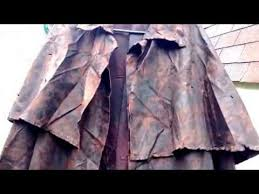 Jeepers Creepers Halloween Costume Jeepers Creepers Brown Trench Coat