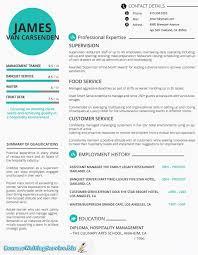 hospitality resume template hospitality resume exle exles of resumes