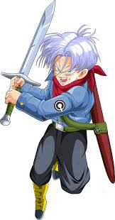 d6 17 2 render z trunks future png 531 best images on dragons z and
