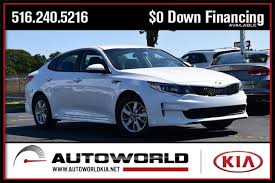 East Meadow Upholstery New 2018 Kia Optima Lx East Meadow Ny Autoworld Kia