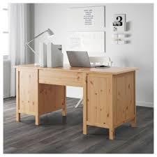 Secretary Under The Desk by Hemnes Desk White Stain Ikea