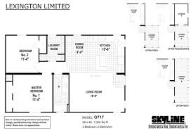 lexington limited g717 by skyline homes