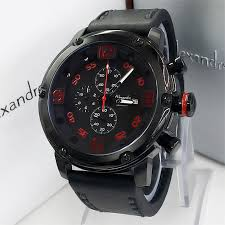 Jam Tangan Alexandre Christie Cowok jam tangan alexandre christie pria ac 6398 raja jam tangan raja
