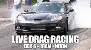 corvette racing live 30 drag racing live