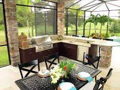 exterior stunning pictures of u shape outdoor kitchen barbeque