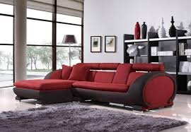 Bright Red Sofa Unforeseen Photo Red Sofa Wallpaper Next To Corner Sofa Bed With