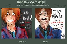 Draw It Again Meme - draw this again meme by yuki natsumi on deviantart