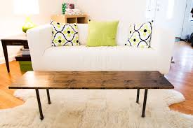 Pipe Coffee Table by Industrial Pipe Coffee Table U2014 The Columbus Agent