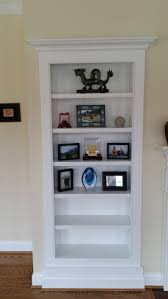 Built In Wall Shelves by Built Ins U0026 Bookcases Mitre Contracting Inc