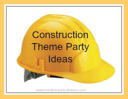 construction party ideas a construction party theme lots of ideas to help you plan