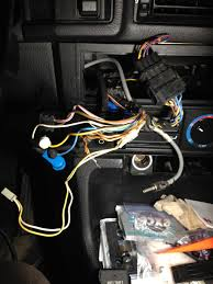 e34 aftermarket stereo install with stock amp speakers archive