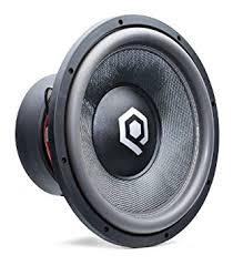 amazon com subwoofers electronics amazon com soundqubed hdc3 115 15 inch dual 1 ohm subwoofer 1500w