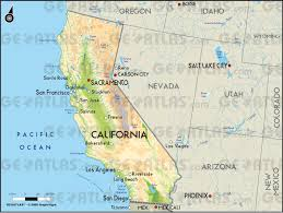 california map geoatlas us states california map city illustrator fully