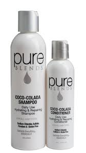 Best Shampoo And Conditioner For Color Treated Hair Pure Blends Keratin Complex Shampoo U0026 Conditioner Best Frizzy