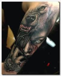 wolftattoo tattoo woman tattoo art rose tattoo on back font