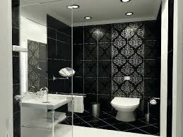 black white and silver bathroom ideas black and silver bathroom glassnyc co